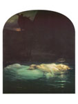 Tavla av The Young Martyr, 1855 - The Young Martyr, 1855